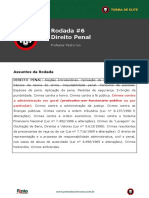 Direito Penal - Rodada 7