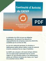 Plan de Continuité d'Activité du CASVP.pdf