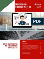 Sana Digital Transformation B2B E Commerce Report