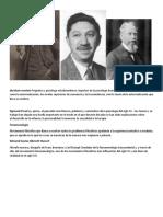 Abraham Maslow Psiquiatra y Psicólogo Estadounidense