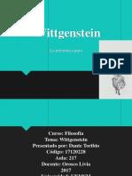 Tractatus , exposición de filosofía.pptx