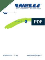 Catalogue Pompe Panelli