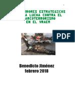 Los Errores Estrategicos y Tacticos de La Lucha Contra El Terrorismo en La Zona Del Vrae