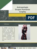 Antropologia Cosplay