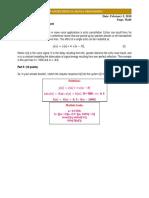 Castillo Dsp Lab Echo Cancellation