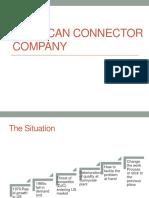 American connector company presentation