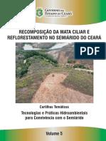 Recomposição Da Mata Ciliar e Reflorestamento No Semiárido Do Ceará