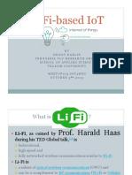 Li Fi Based IoT4bdg