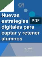Nuevas Estrategias Digitales Para Captar y Retener Alumnos