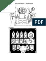 Controles Del Rodillo Compactador Rodillo
