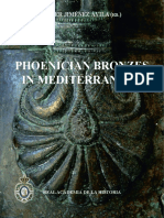 Zamora (2015) - Phoenician Bronzes - Bronze and Metallurgy in Phoenician Sources