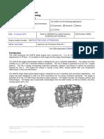 AEB Descripcion Motor QSK78