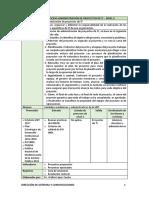 Ficha Tecnica Del Proceso Administracion de Proyectos de Ti - Nivel 2