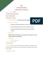 FICHA Informe