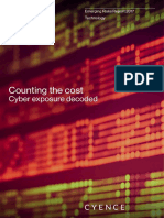 Emerging Risk Report 2017 - Counting the Cost (Cyence, Lloyds)[R]