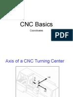 2 CNC Coordinates