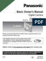 Panasonic DMC-LF1 Manual