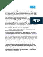 Communiqué de presse, Strasbourg Respire, 11 février 2018