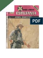 Marcial Lafuente Estefanía - Arbol Siniestro-289-Heroes Del Oeste