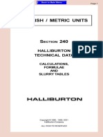 Halliburton Red Book Pdf