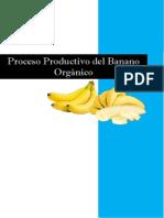 Proceso Productivo Banano