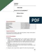 IVMS-4200 v2.5.0.5 Release Notes