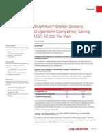 BaraMesh Shaker Screenss
