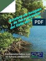 Acuerdo 018 de 1998 CVC - Estatuto de Bosques
