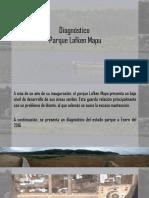 Diagnóstico Parque Lafken Mapu