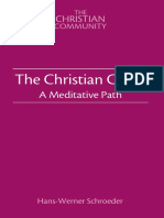 +Hans-Werner Schroeder - The Christian Creed-A Meditative Path