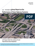 23rd Annual Highway Report