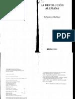 Haffner Sebastian - La Revolución Alemana