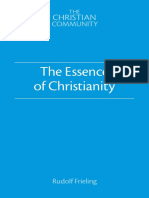 +Rudolf Frieling - Essence of Christianity