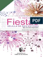 Programa Fiestas Velilla 2017 9