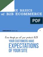 Basics of b2b Ecommerce 140224065838 Phpapp02