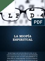 La Miopía Espiritual.pptx