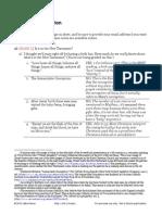 LDS New Testament Notes 01
