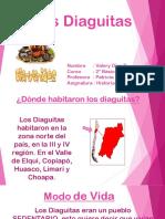 Los Diaguitas Valery Diaz