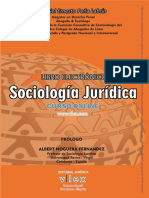 Libro Sociologia Juridica Curso Online Vlex International -España 2014