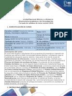 Syllabus Del Curso Base de Datos Basico