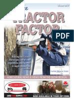 Tractor Factor (Winter 2017)
