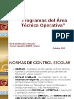 Normas de Control Escolar_2010-2011
