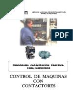 Manual CPI Mando de Maquinas Con Contactor