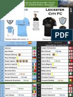 Premier League 180210 round 27 Manchester City - Leicester 5-1