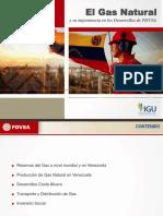 3.2 International Gas Union Cartagena Anton Castillo Pdvsa