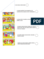 Actividades de comprensión lectora 1°