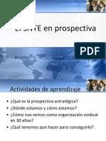 Prospectiva - SNTE