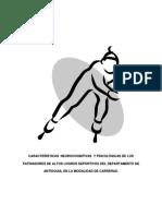 113-Caracteristicas Psico Deporte