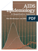 AIDS Epidemiology - A Quantitative Approach - R. Brookmeyer, M. Gail (Oxford, 1994) WW