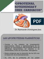 57323626 Lipoproteinemias Disproteinemias y Marcadores Cardiacos